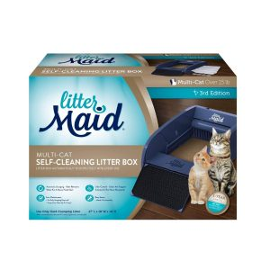 LitterMaid litter box for cats